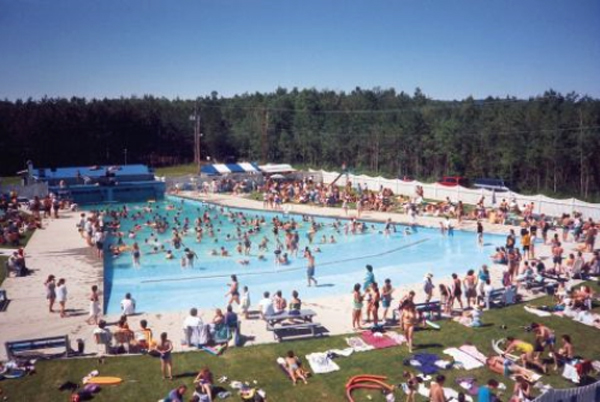 camping lac et foret ste-thecle