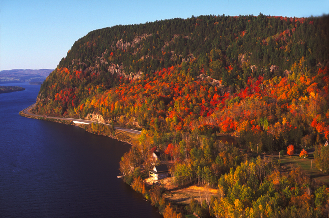 Route 155 Mauricie