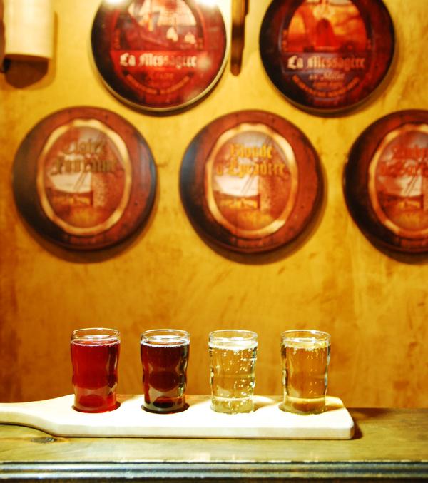 bieres de la nouvelle france st-alexis