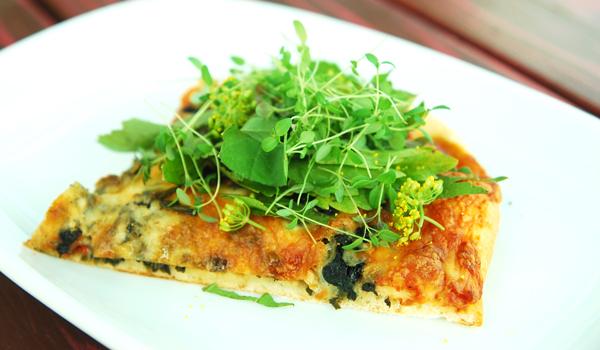 baluchon gastronomie herbes