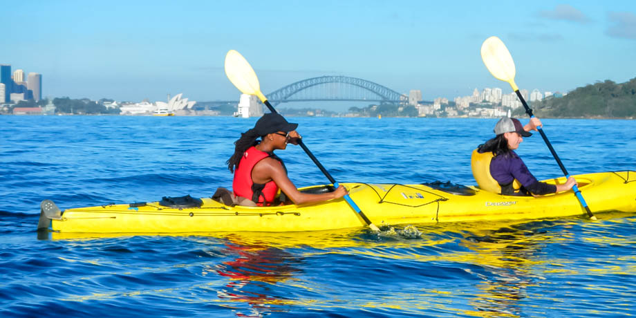 Sydney Harbour Kayaking Tour