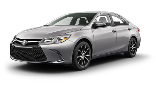 2016 Camry XSE in Celestial Silver Metallic