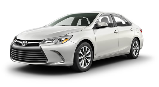 2016 Camry XLE in Blizzard Pearl