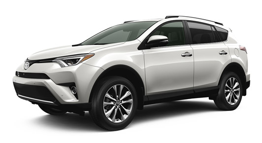 2016 RAV4 AWD Limited in Blizzard Pearl