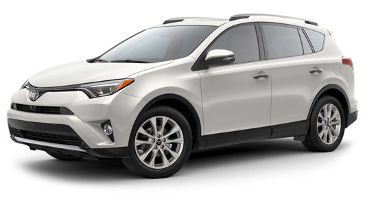 2017 RAV4 AWD Limited in Blizzard Pearl