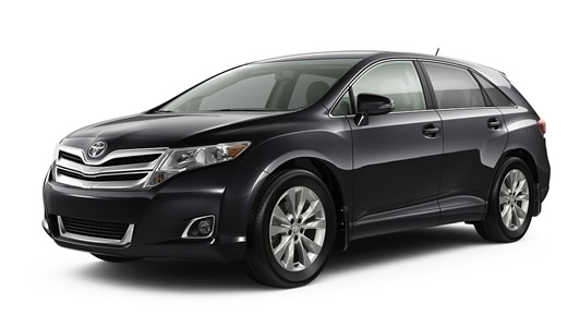 2016 Venza AWD in Midnight Black Metallic