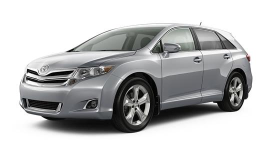 2016 Venza V6 AWD in Celestial Silver Metallic