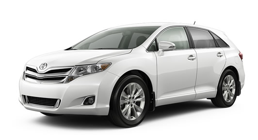 2016 Venza FWD in Blizzard Pearl