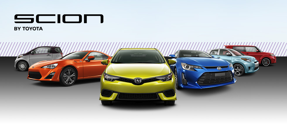 Scion by Toyota