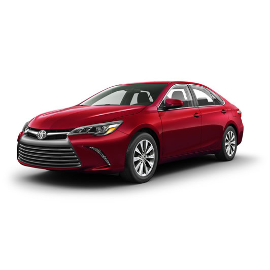 Toyota Camry Hybrid 2016: 2016 Camry Overview