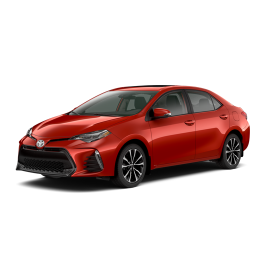 Toyota Event: 2016 Corolla Overview