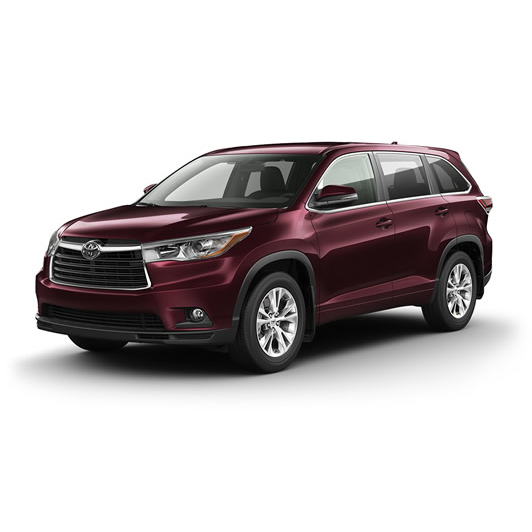 Toyota Canada Build And Price >> 2016 Highlander Overview - Toyota Canada
