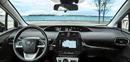 Prius intérieur