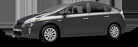 2015 Prius Plug-in Hybrid