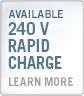 240V charger