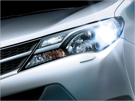 Automatic High Beam Headlamps