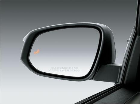 Blind Spot Monitoring System (BSM)