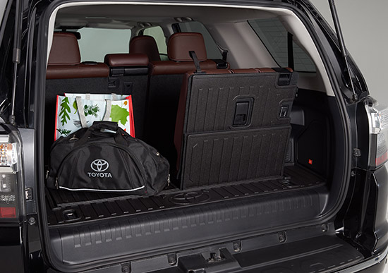 Cargo Liner With Third Row Page 2 Toyota 4runner Forum