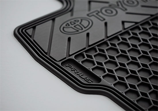 Toyota Prius Oem All Weather Floor Mats Priuschat