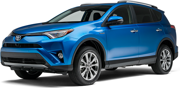 RAV4 Hybrid - Coming Soon