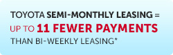 Semi Monthly Leasing