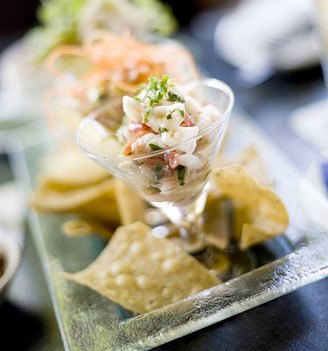 Ceviche recipe