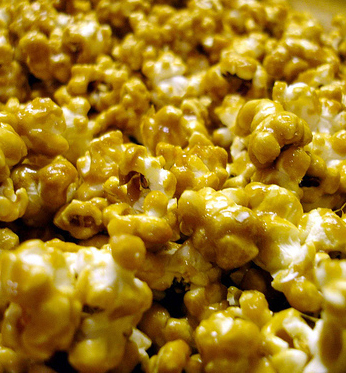 Carmel Corn recipe