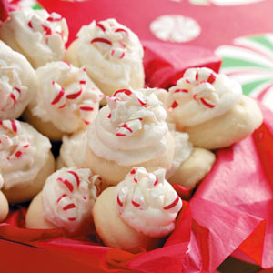 Peppermint Meltaways recipe