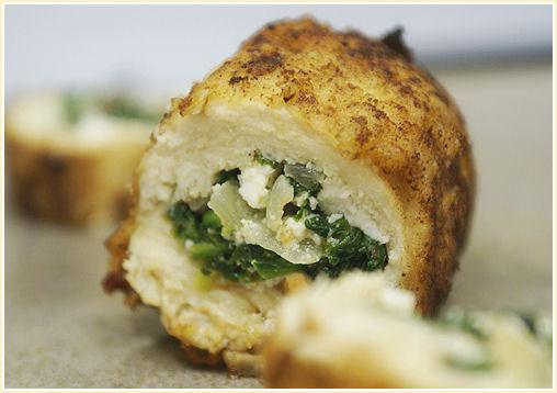 Spinach/Ricotta Stuffed Chicken by Mcs699 - Recipe - Tasty Planner