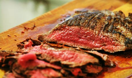 ... Planner - Recipe - Quick and Easy Pan-Fried Flank Steak by Willpracht