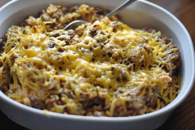 Mexican Rice Casserole by Weknicely - Recipe - Tasty Planner