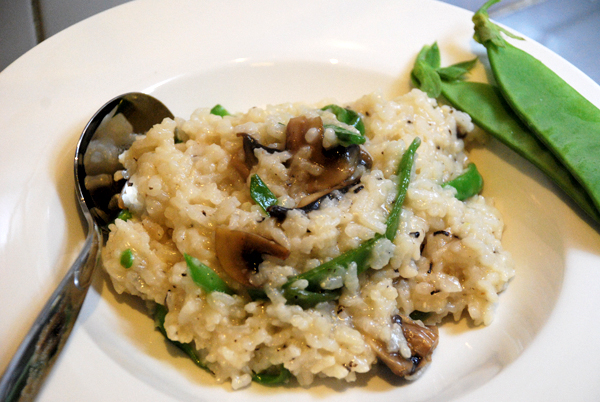 Rice Cooker Risotto by Danielle V - Recipe - Tasty Planner