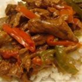 Slow Cooker Pepper Steak by Toripanda77 - Recipe - Tasty Planner
