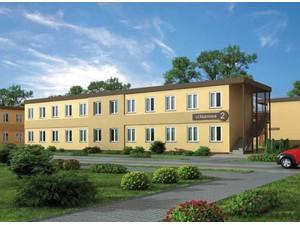 BSC4 budynek socjalny