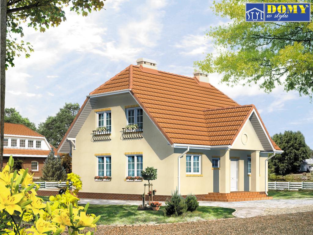 Projekt domu Echo (CE) 1