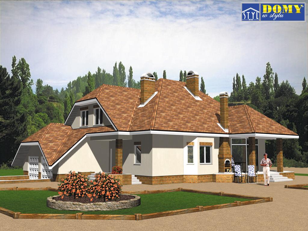 Projekt domu Oktawa (CE-SI) 1