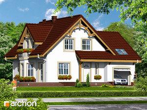 Dom  w tamaryszkach 3 (P)