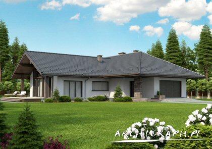 Projekt domu Lemko 1
