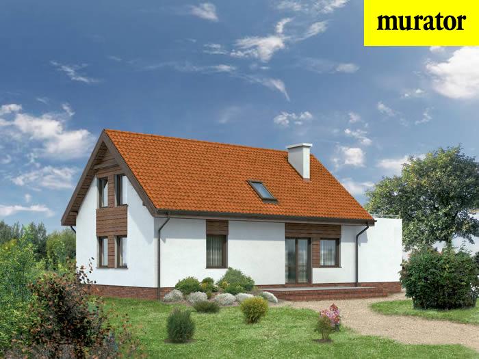 Projekt domu Mały - wariant II - D06a 1