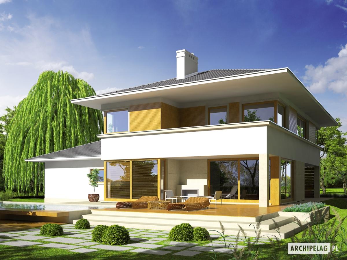 Projekt domu Diego G2 1