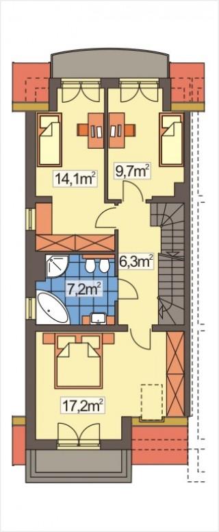 Piętro I