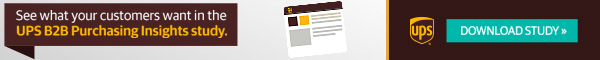 UPS Industrial Banner Ad