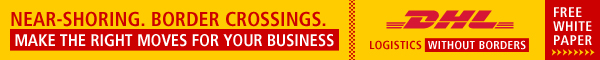 DHL/EXEL Banner Ad