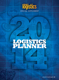 2014 Logistics Planner Cover