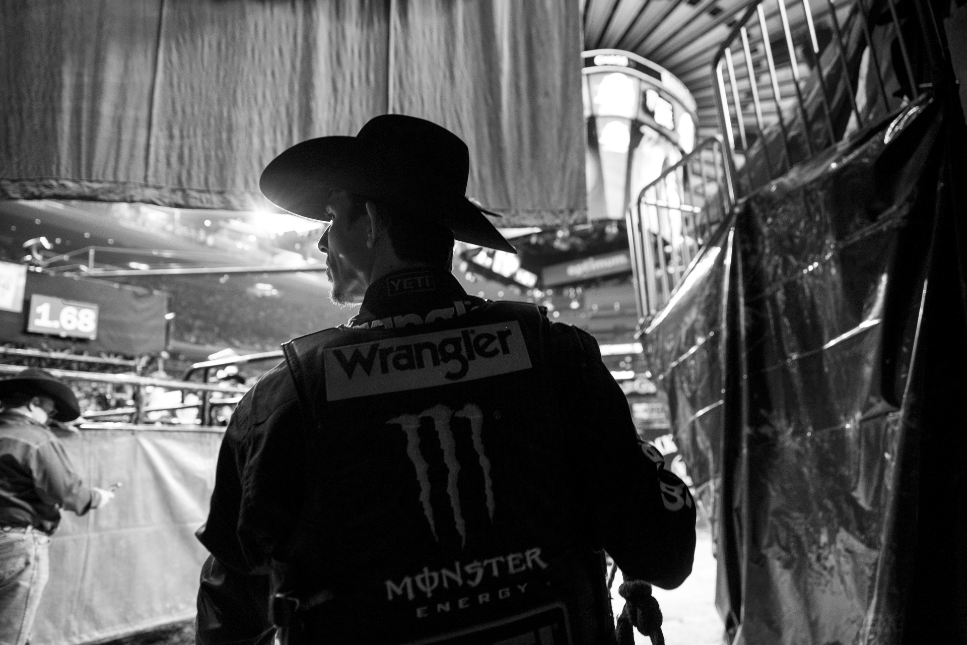 PBR's 10th Anniversary Monster Energy Buck Off at the Garden at Madison Square Garden on Friday, January 15, 2016 in New York City. (Photo by Taylor Baucom/The Players' Tribune)