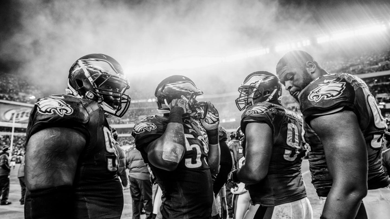 New Orleans Saints  v Philadephia Eagles