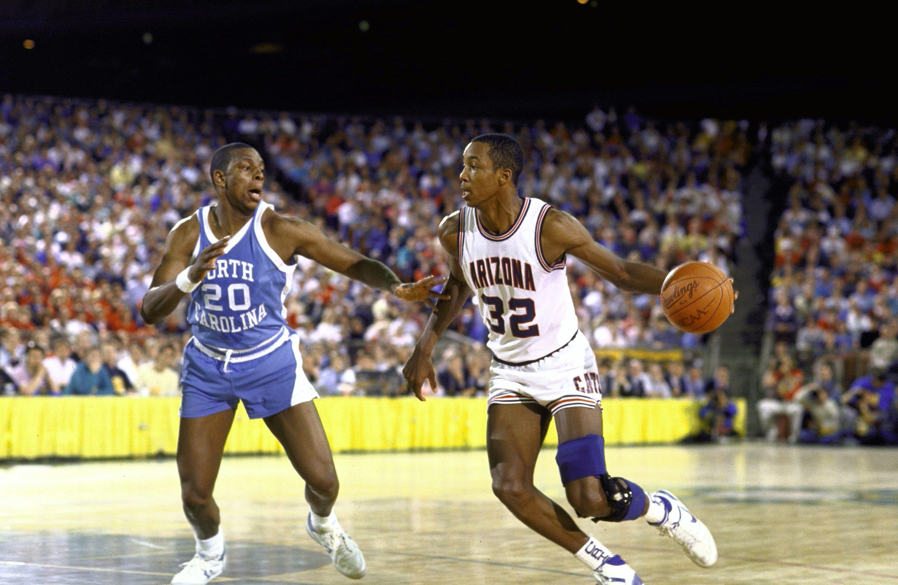 University of Arizona vs University of North Carolina, 1988 NCAA West Regional Finals