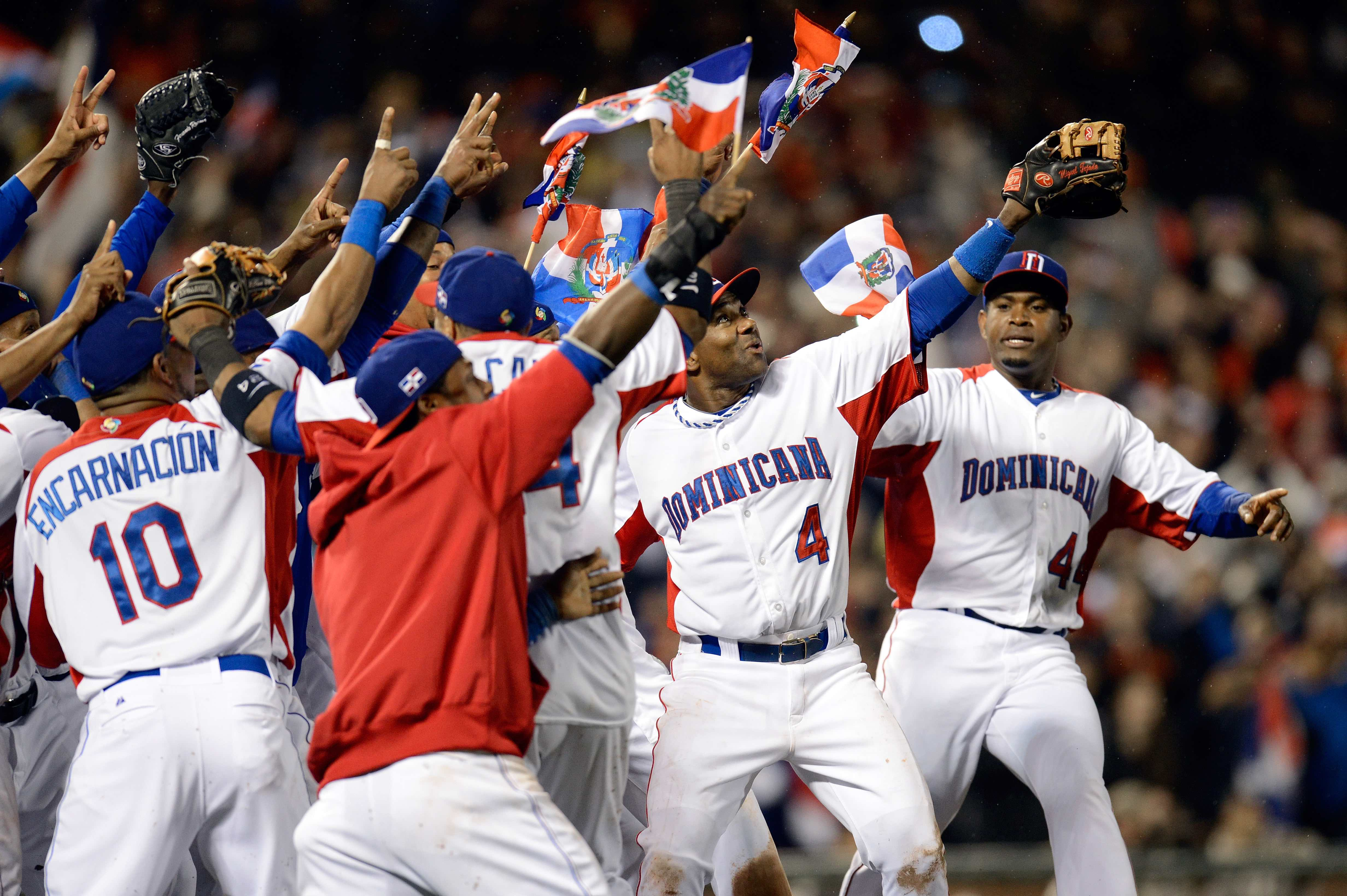 World Baseball Classic - Championship - Puerto Rico v Dominican Republic