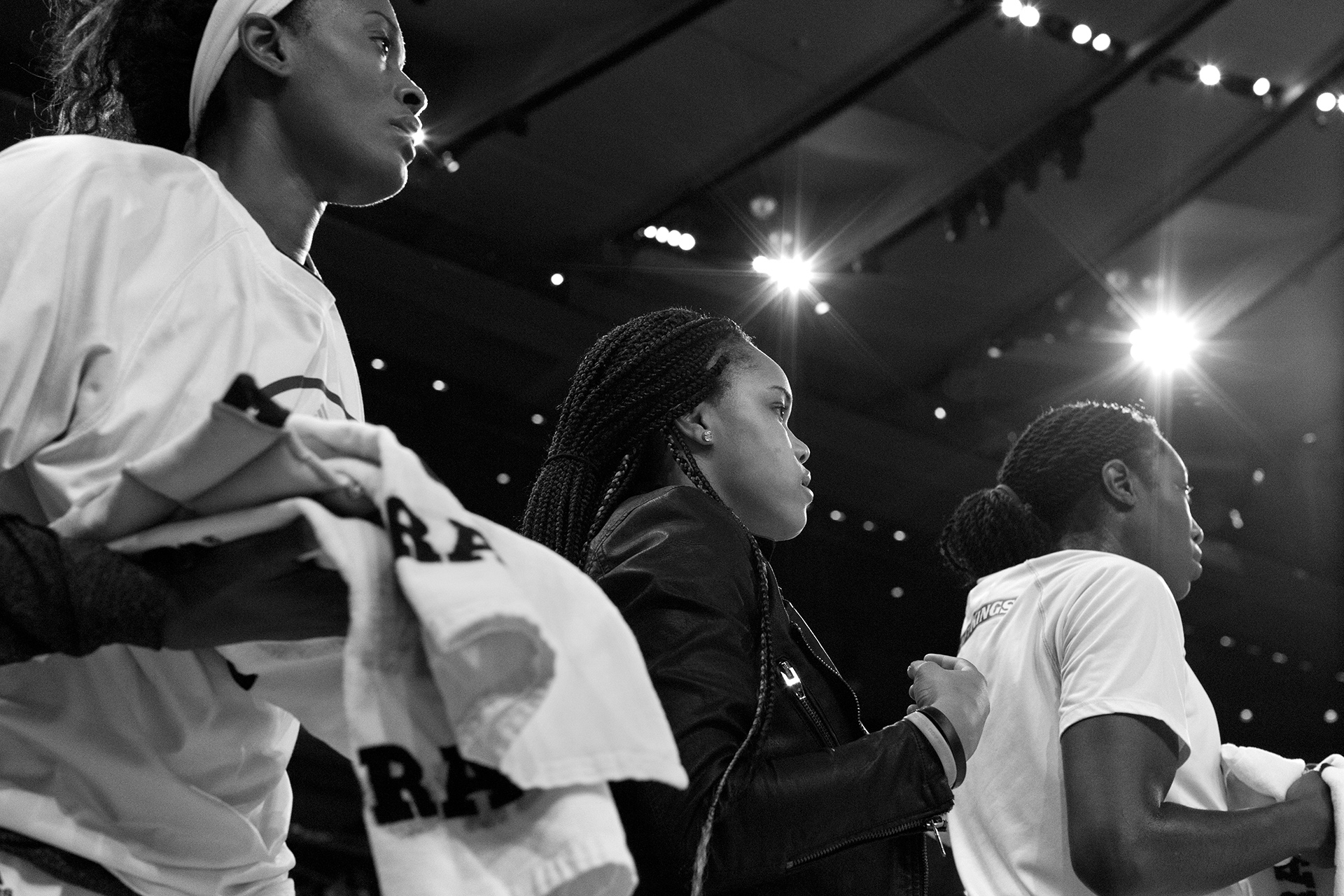 NY Liberty versus the Connecticut Sun on September 10, 2015 at Madison Square Garden in New York City. The Liberty won 74 to 64.  (Photo by Annie Flanagan for The Players Tribune)