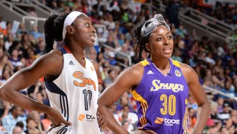 2014 Boost Mobile WNBA All-Star Game